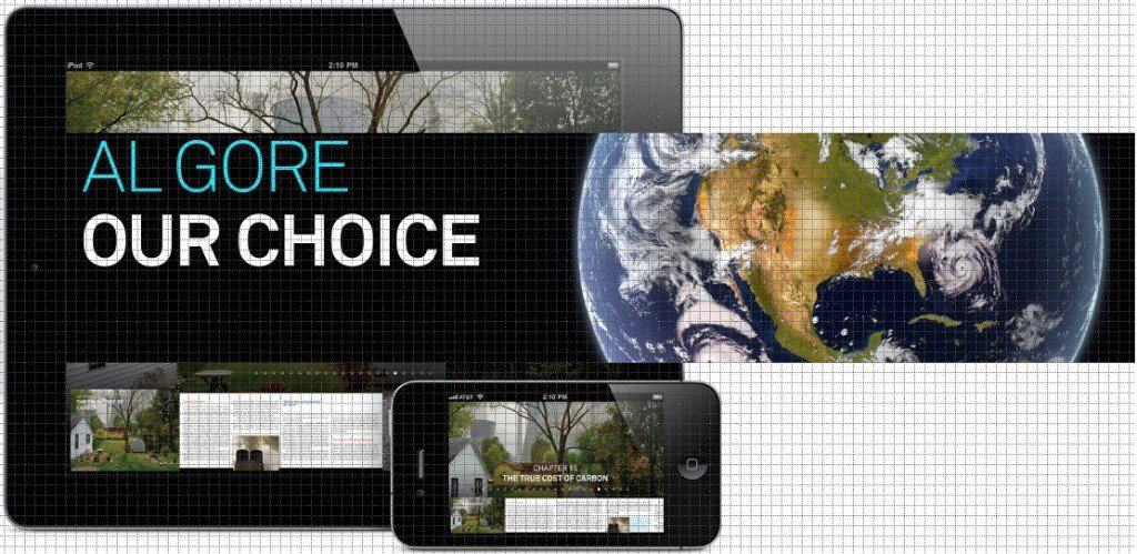 ipad APP OUR CHOICE