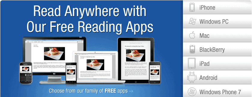 Amazon.com- Free Kindle Reading Apps