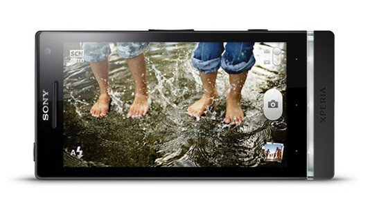 Xperia S1 Sony Xperia S: Watching videos is as good as HD TV [Review]