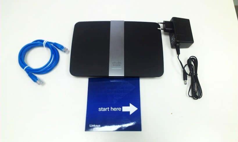 Extend your Wi-Fi network with the use of Cisco EA4500