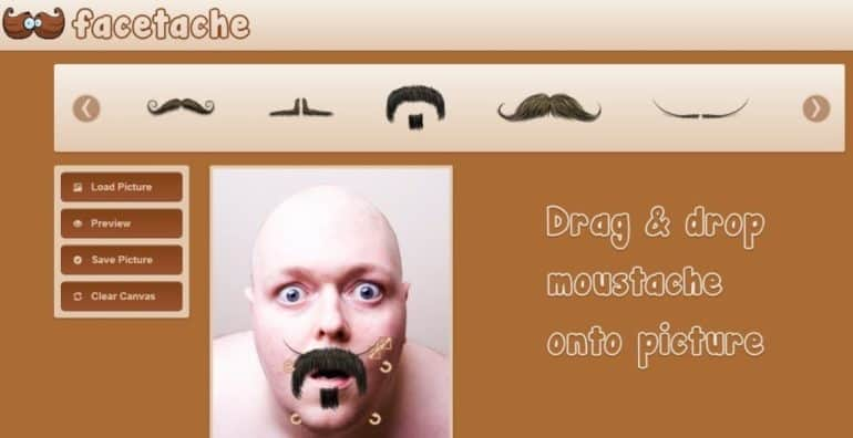 #Movember is still on ,How to grow your moustache online ?