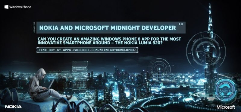 Nokia og Microsoft går sammen om at styrke lokal talent med Midnight Developer Challenge