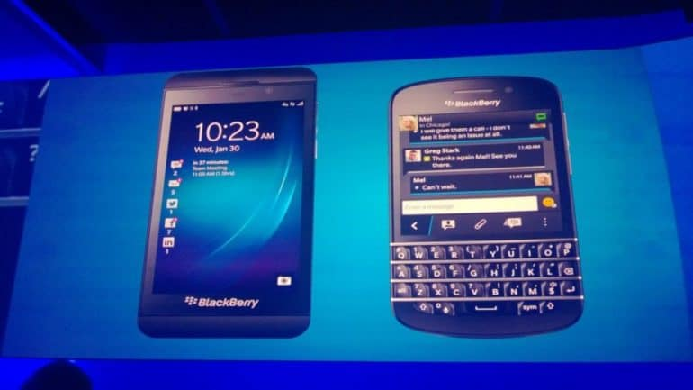 BlackBerry Announces Five-Year Strategic Partnership with Foxconn