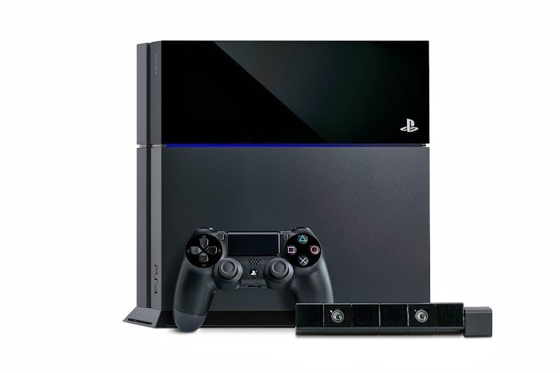 Sony Playstation 4 tekniske specifikationer og galleri.