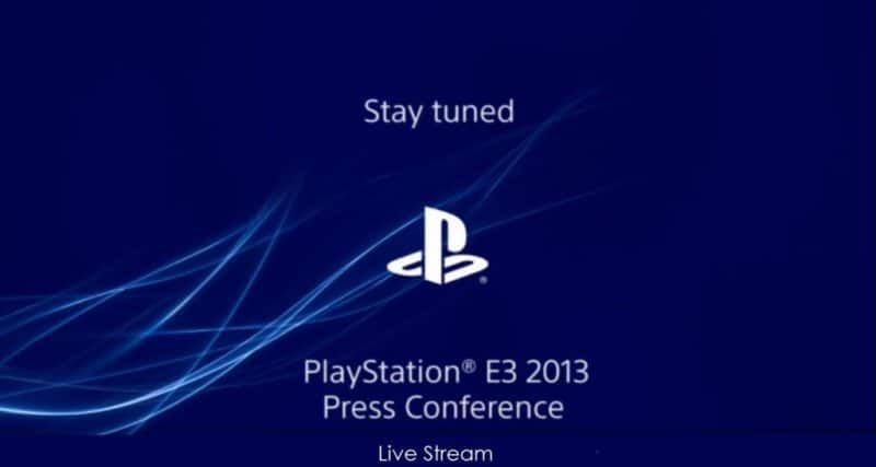 Sony Playstation 4 lancering [Live Stream]