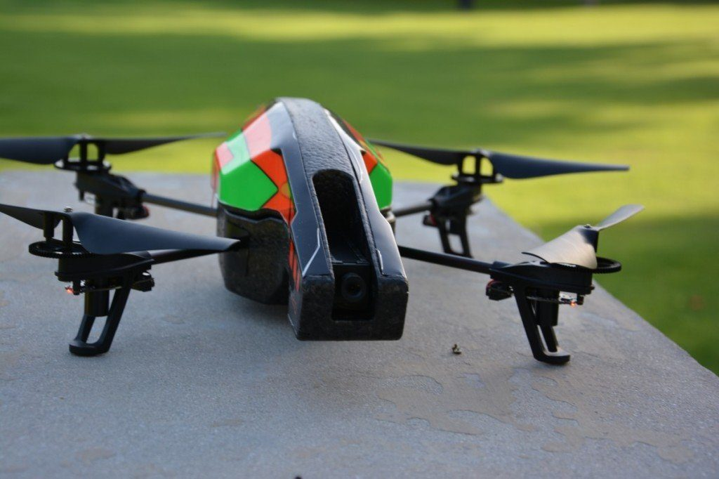 Papagei Airdrone 2.0