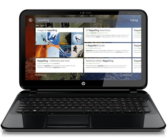 HP TouchSmart 15 Sleekbook 15- b119ee Review