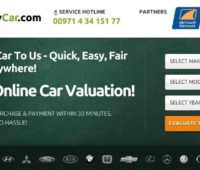SellAnyCar.com offering specialized services to sell pre owned cars in UAE.