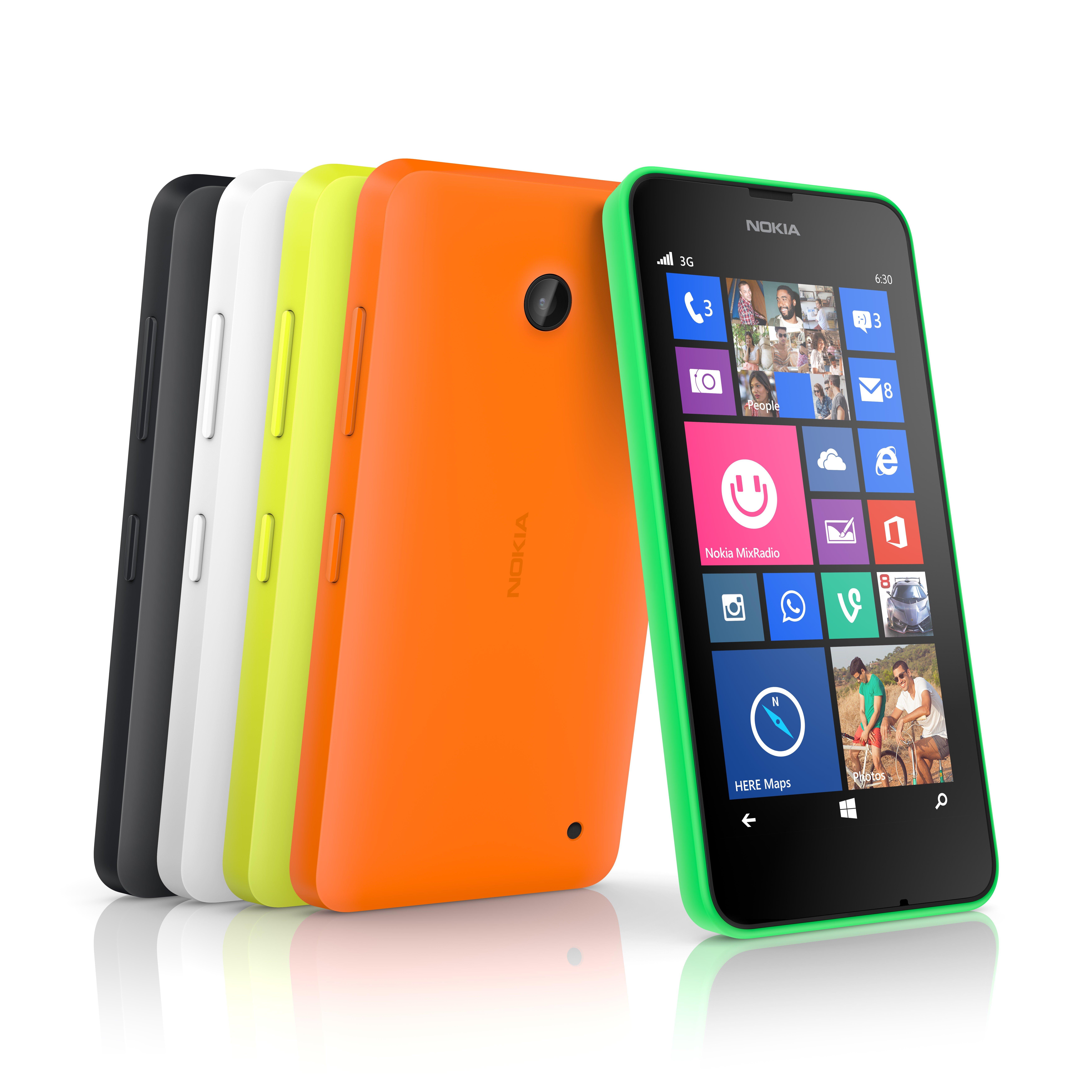 Nokia Lumia 630 Group