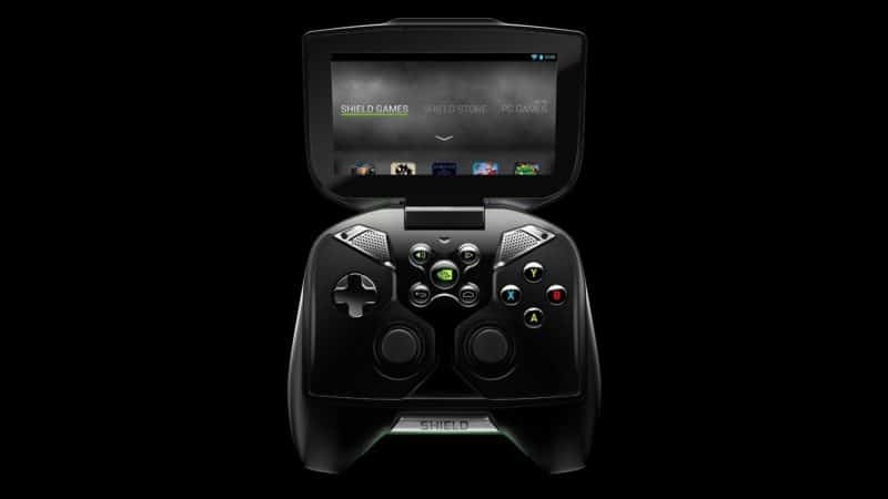 Ulasan Nvidia Shield Portable Diperbarui