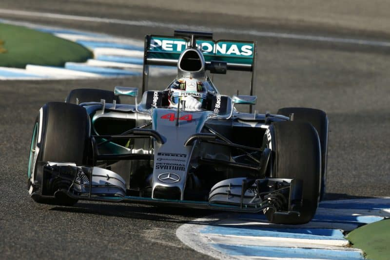 Qualcomm tilslutter sig MERCEDES AMG PETRONAS Formel XNUMX-team som officiel teknologipartner