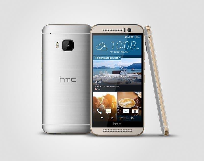 HTC One M9 diluncurkan di UEA