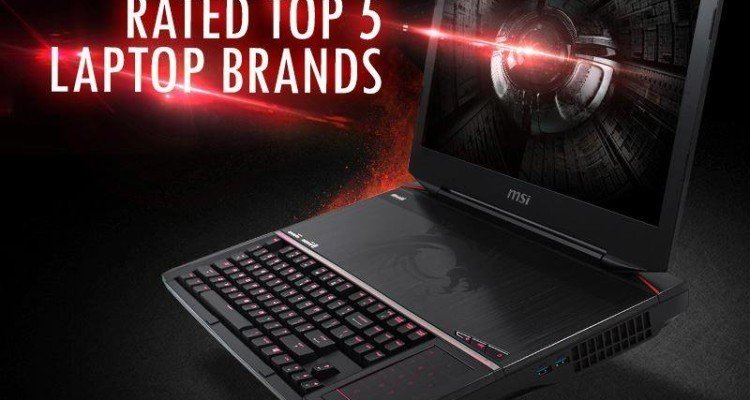 Rated top 5 laptop brand