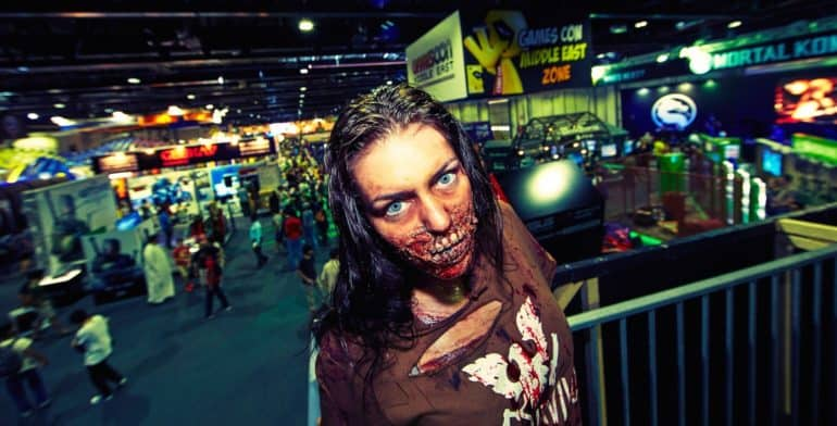 Zombies, Superheroes Out in Droves as MEFCC 2015 Closes