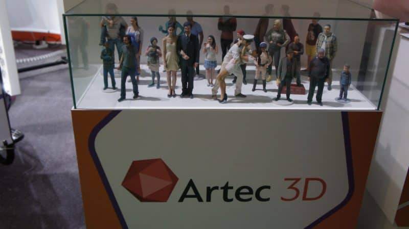 Artec 3D revela o primeiro scanner 3D de corpo inteiro de alta velocidade do mundo no Dubai Entertainment Amusement & Leisure Show (DEAL) 2015