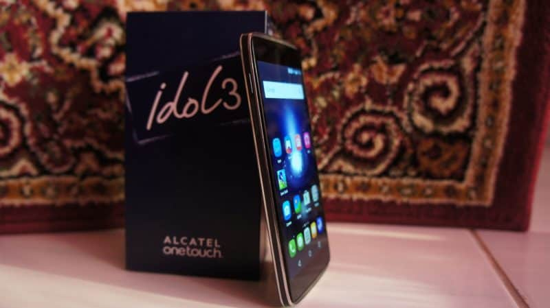 Alcatel OneTouch Idol 3 Bewertung
