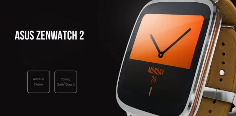 Análise do Asus ZenWatch 2 (Wi500Q)