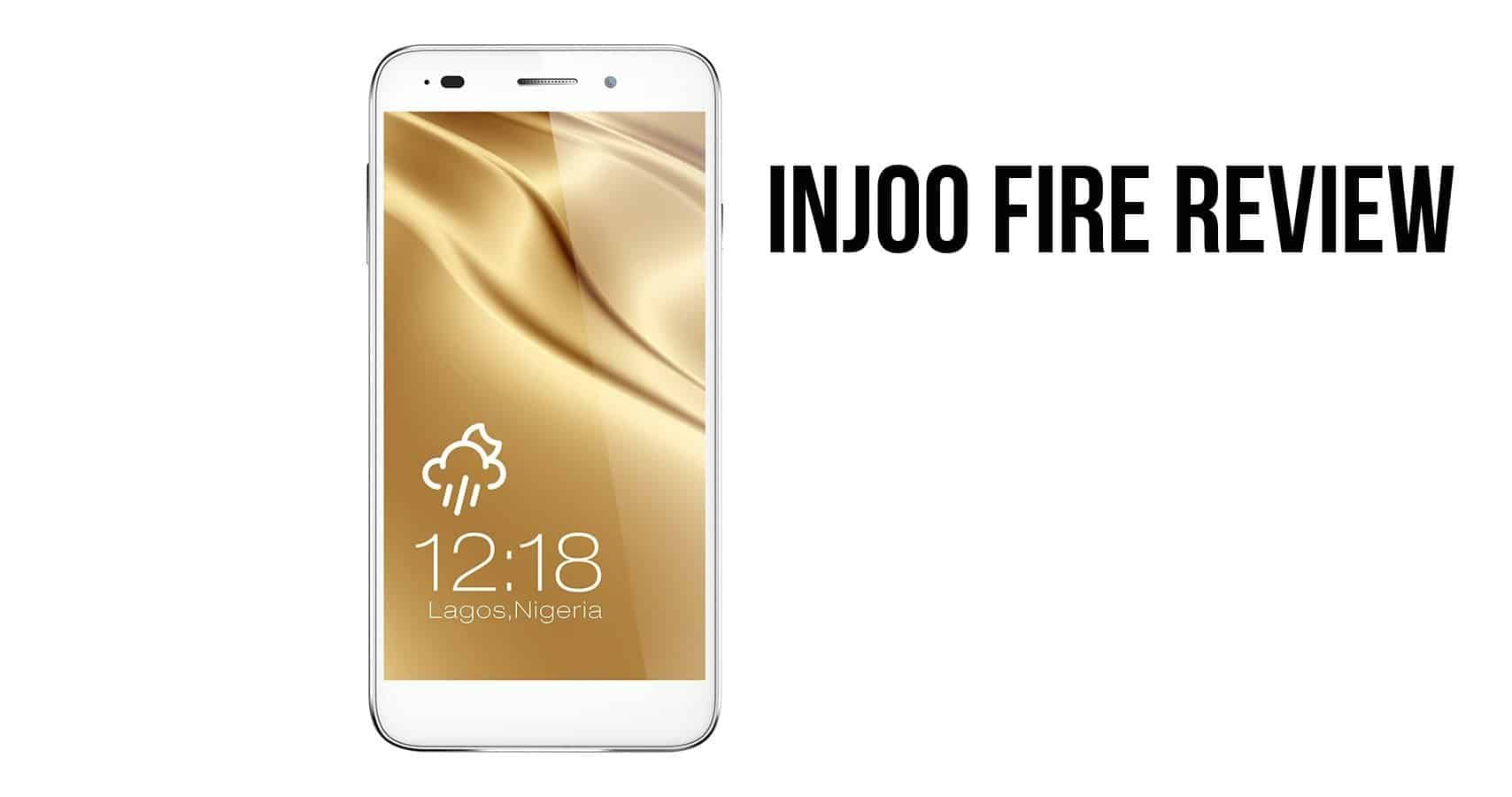 InnJoo Fire Review