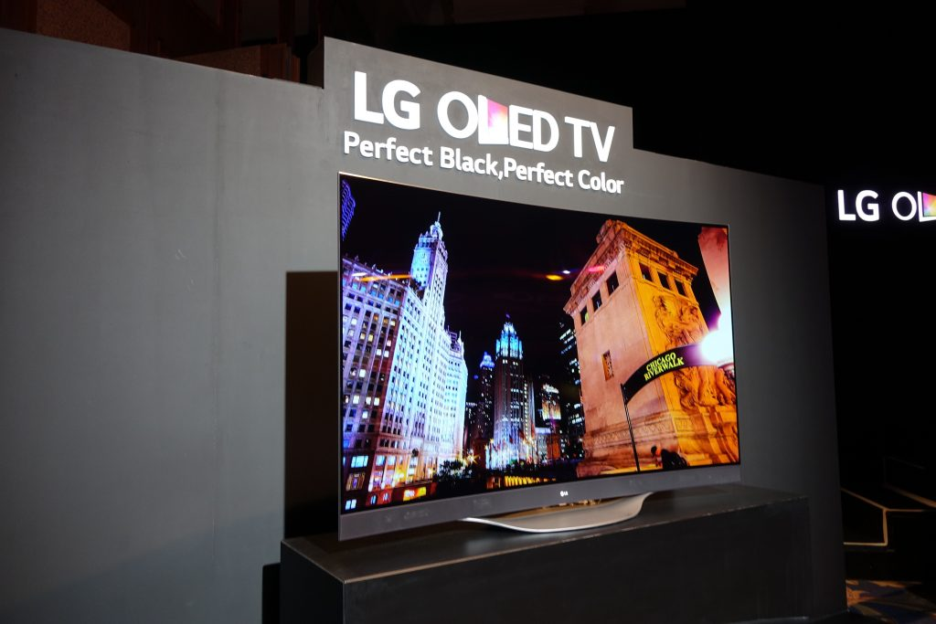 DSC00236 1024x683 - LG AIMS TO ADD TO ITS SUCCESS IN THE PREMIUM TV MARKET WITH NEW 4K OLED TVS