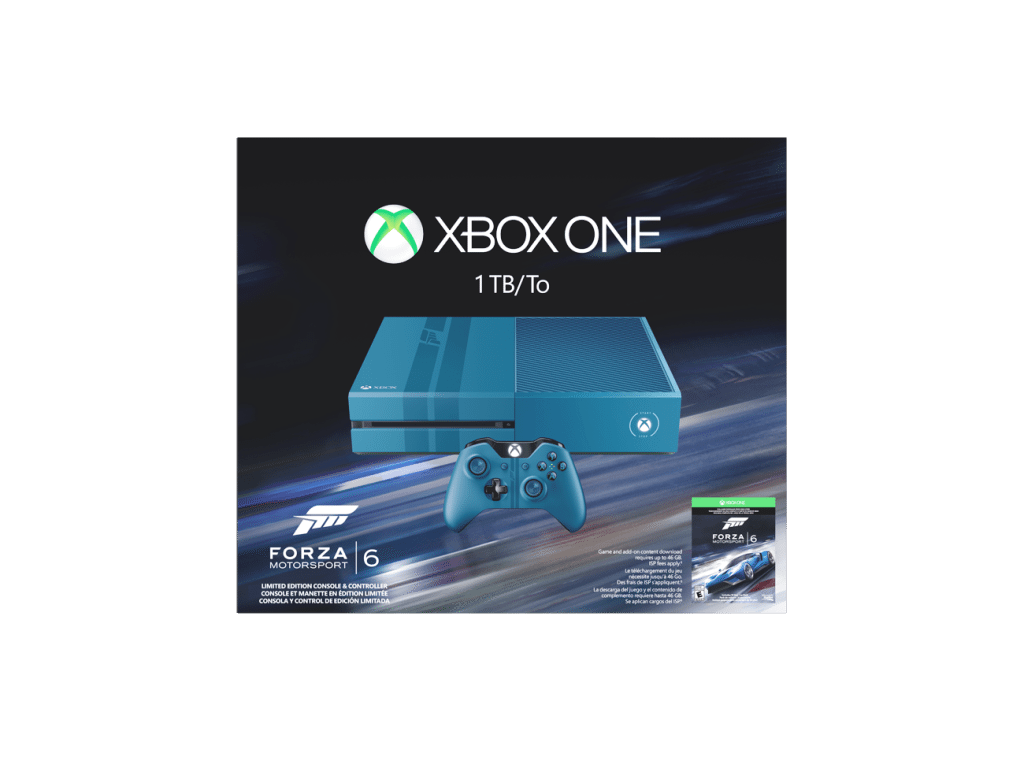 Xbox-One-Limited-Edition-Forza-6-bala-Front-gif