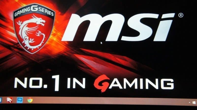MSI GE72: Gaming powerhouse