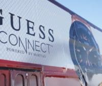 The New Guess Connect er drevet af Martian
