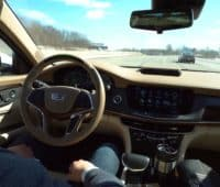 Cadillac Super Cruise Sets the Standard for Hands-Free Highway DrivingSuper Cruise