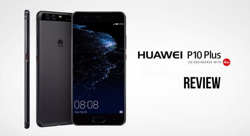 Review Huawei P10 Plus