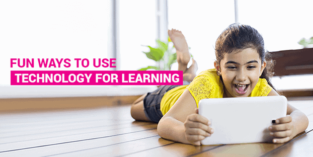 Fun Ways to Use Technology for Learning