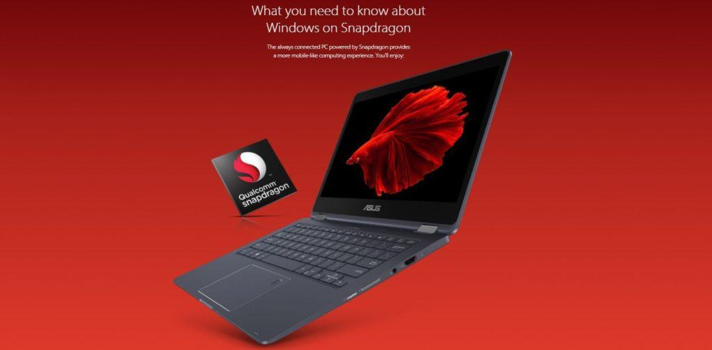 Qualcomm startet Snapdragon 835 Mobile PC Powered Always Connected PC
