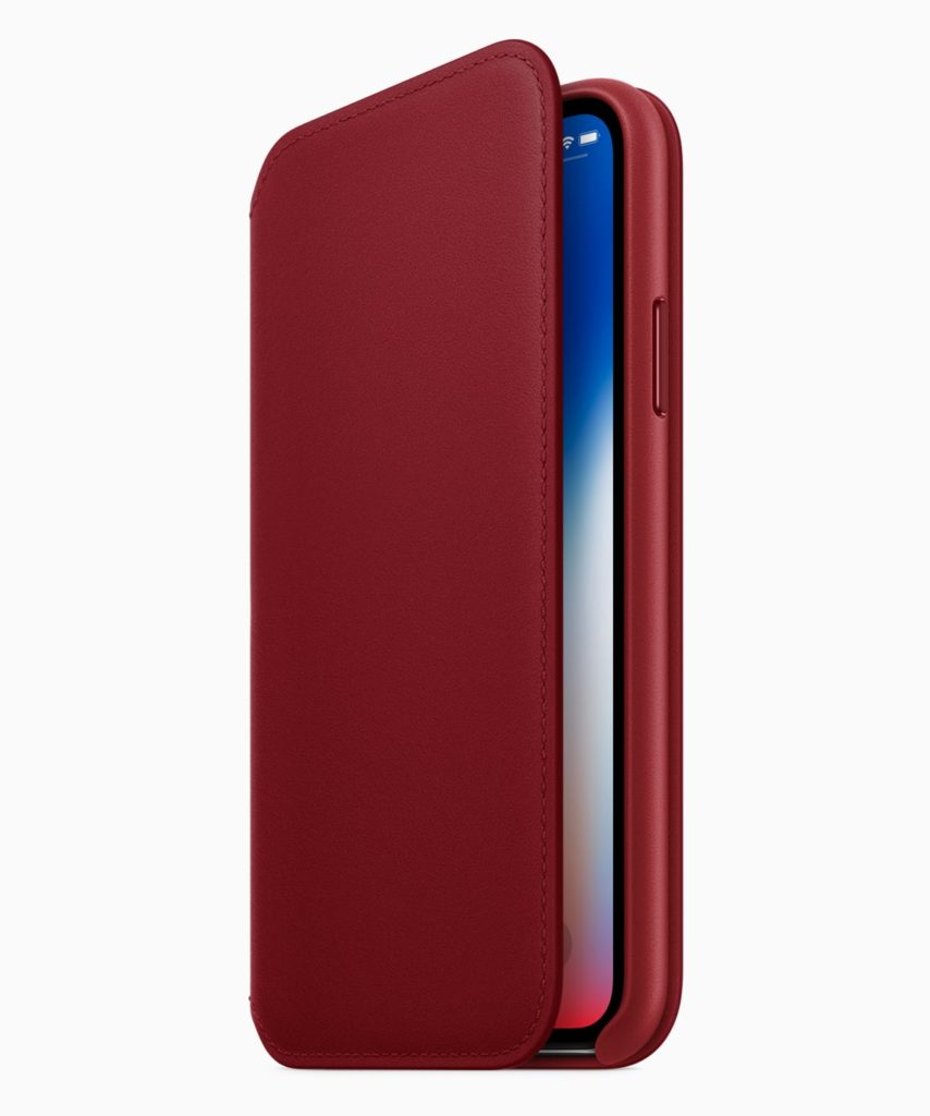 Apple introducerer iPhone 8 og iPhone 8 Plus RED Special Edition, endnu ingen iPhone X RED Edition