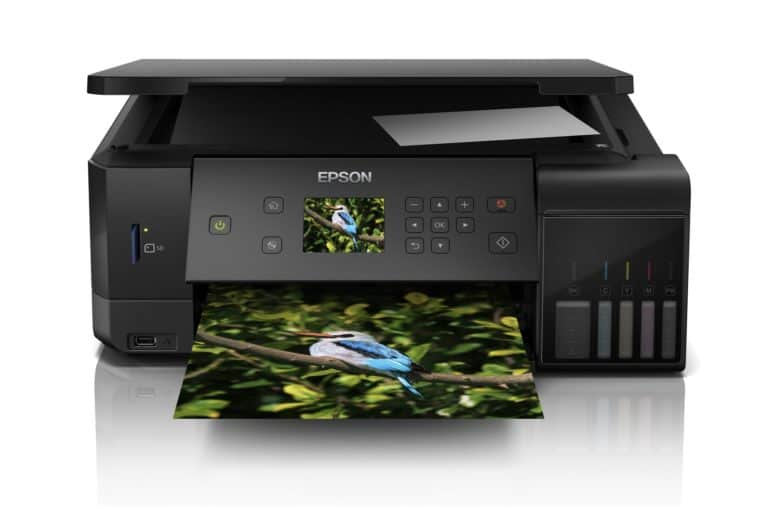 Epson's new EcoTank photo printers bets on printing photos for less cost.