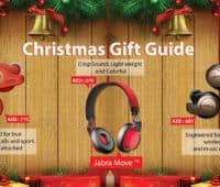 Christmas Gift Guide: Jabra