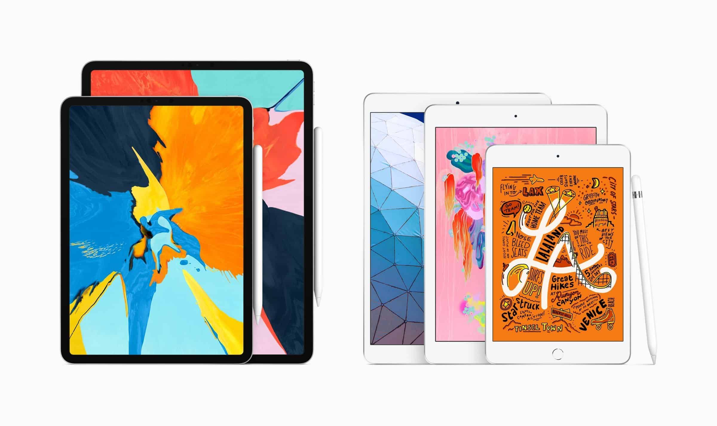 Apple Introduces New iPad Air and iPad mini With Starting Price of 1599 AED.
