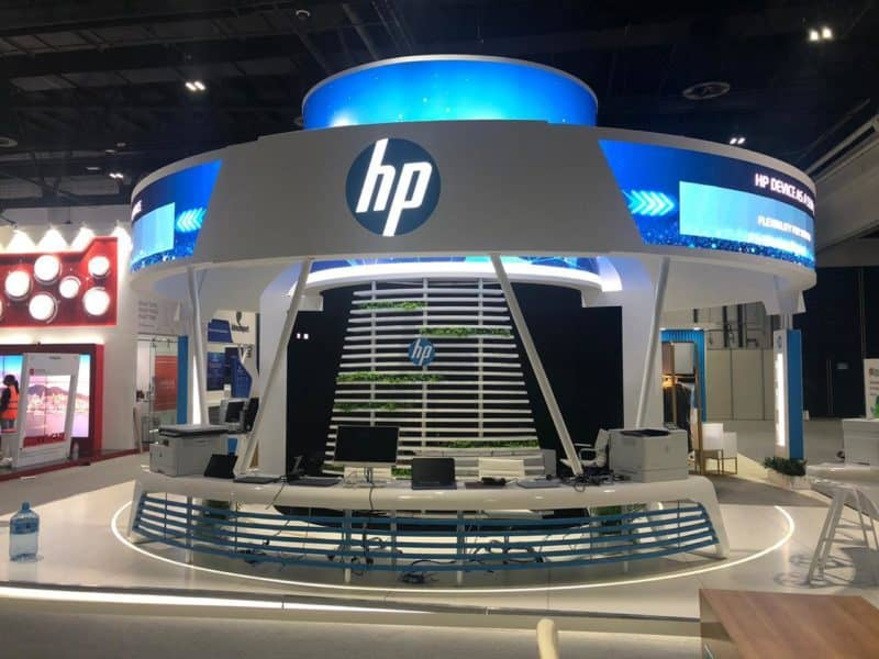 Bæredygtighed i spidsen for HP's Agenda på GITEX Technology Week 2019
