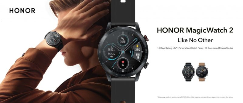 HONOR startet HONOR MagicWatch 2 in den VAE