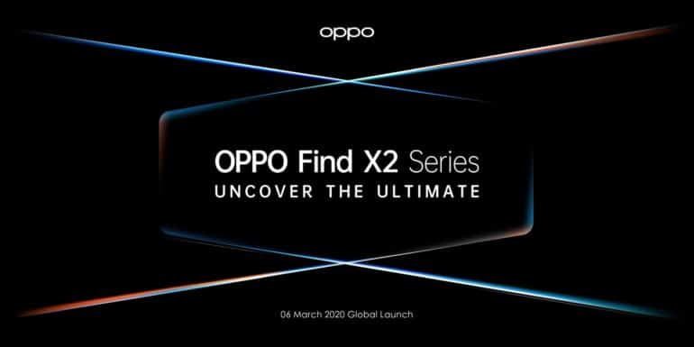 Oppo's all-rounder 5G flagship to be launched in an online conference