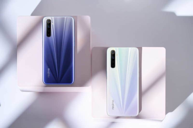 realme launches realme 6 and 6i in UAE