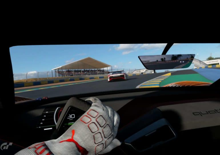 DTM drivers from Audi in virtual races for a good cause
