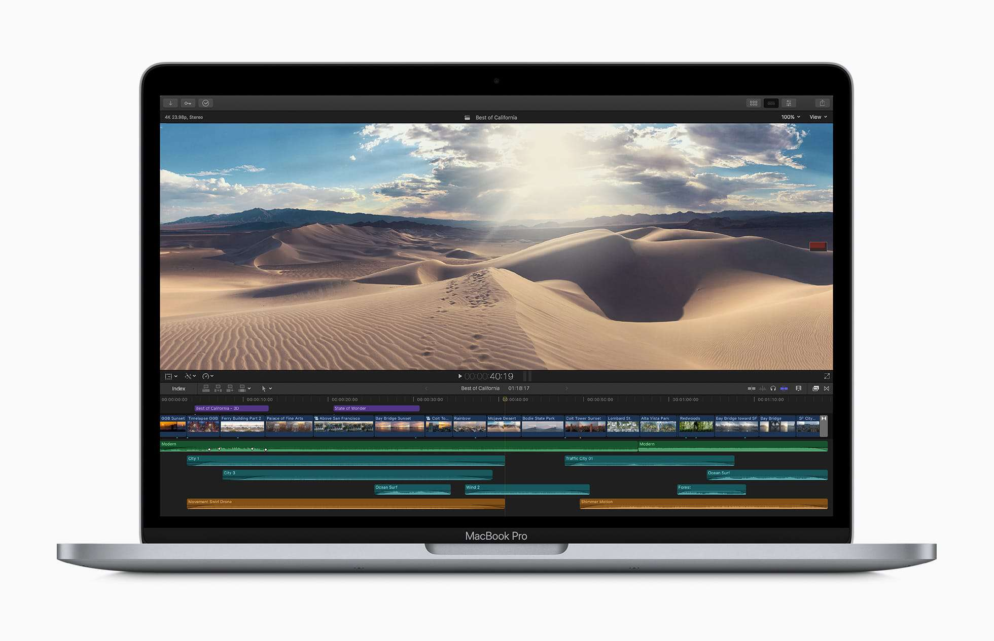 Apple werkt 13-inch MacBook Pro 2020 bij met Magic Keyboard