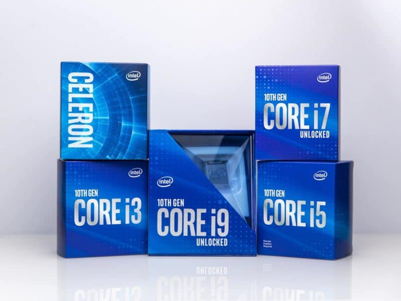 INTEL DELIVERS PROCESSOR GAMING TERCEPAT DUNIA