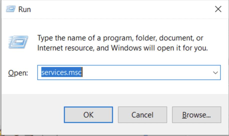 """Sådan løses problemet """"Kontroller for opdateringer"""" på Windows 10"""