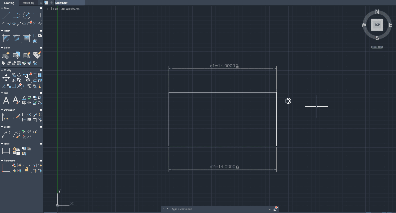 How to create a viewport in AutoCAD