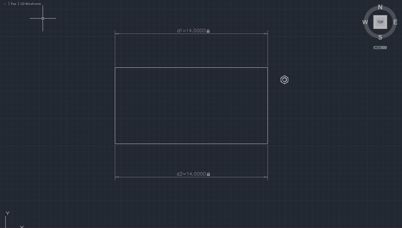 Sådan ændres linjevægten i AutoCAD