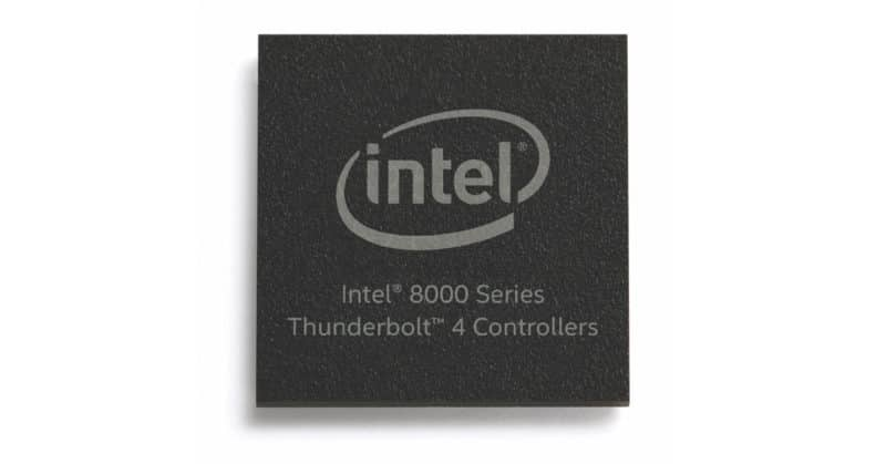 Intel introduceert Thunderbolt 4