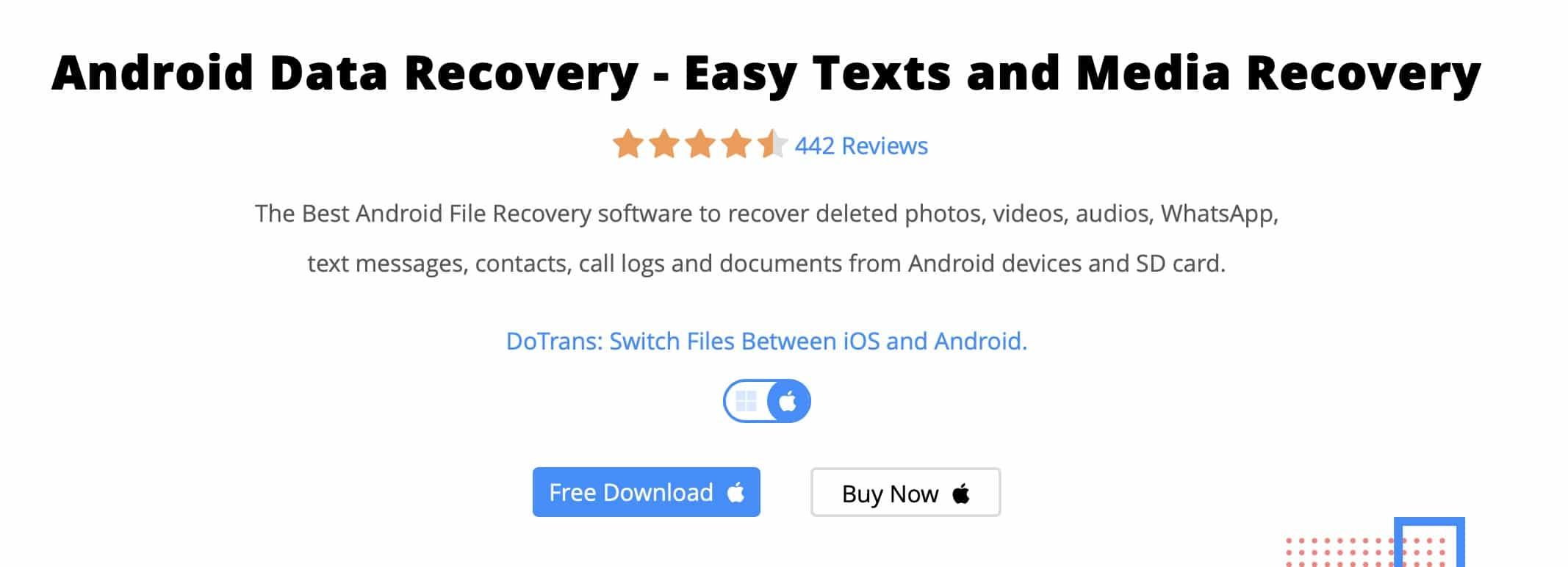 Como recuperar mensagens excluídas no Android