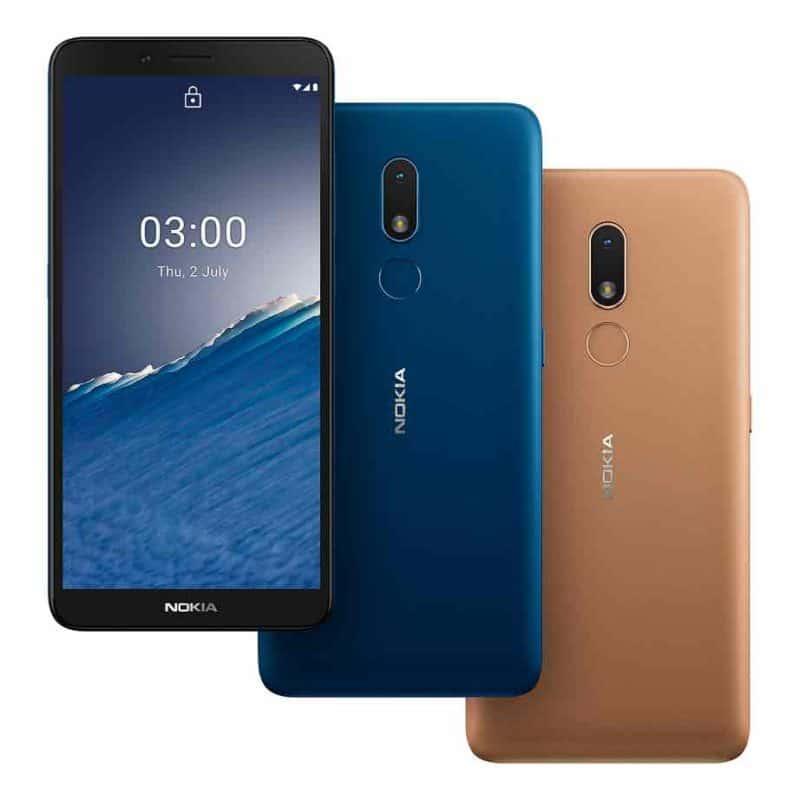 HMD Global mengumumkan Nokia C3