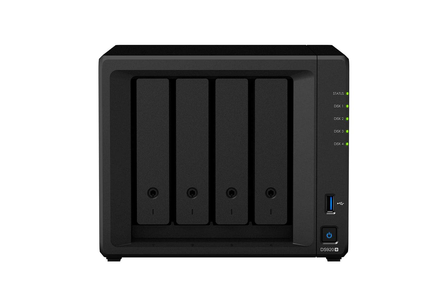 DS920 + s pregledom Synology Active Backup Suite