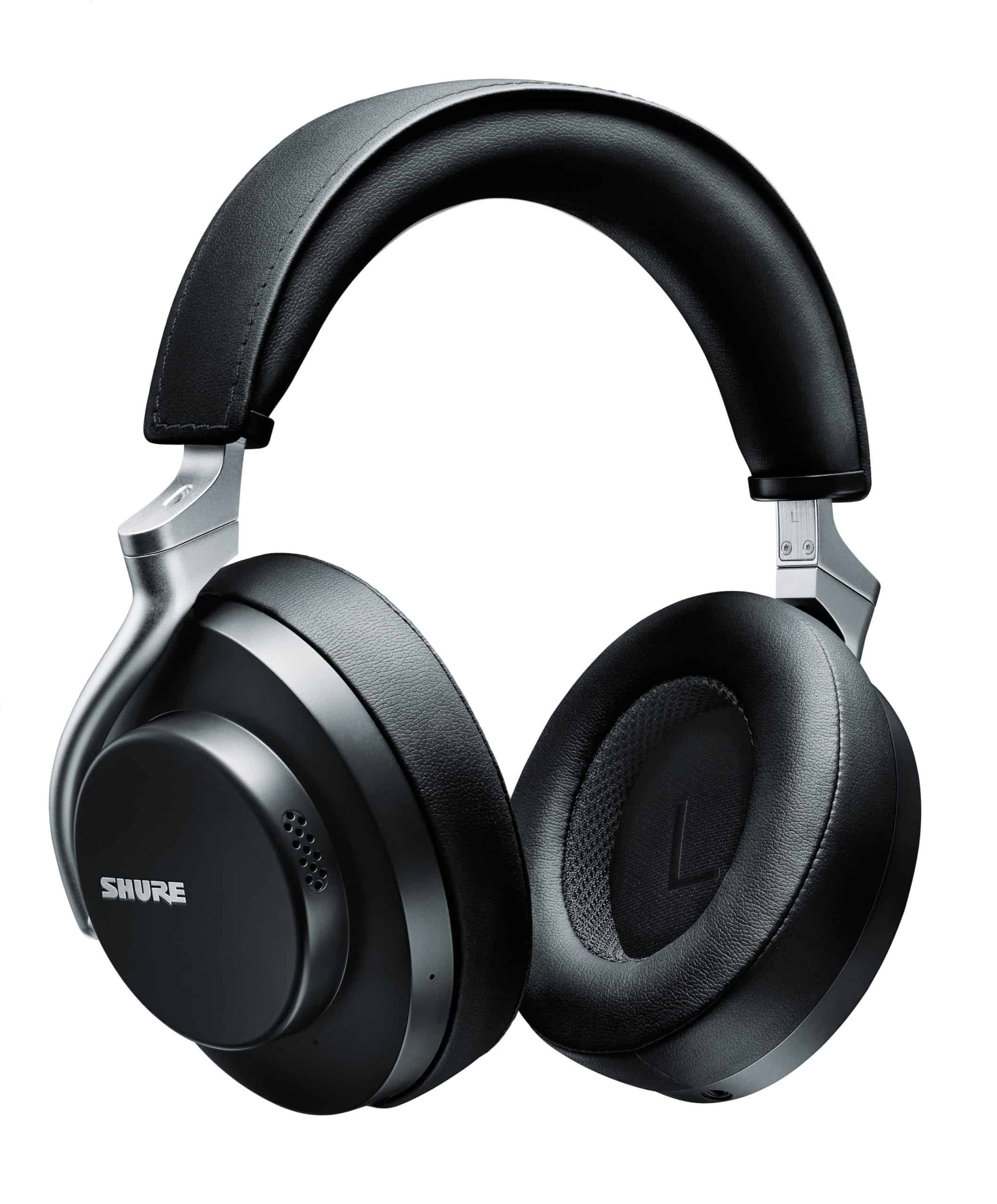 Shure debuts their new Aonic headphones with noise cancellation, in the UAE