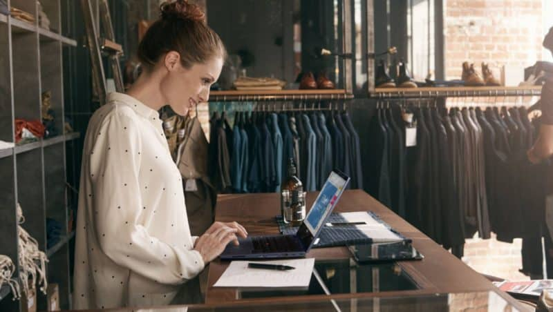 Enjoy a premium distinctive style and the best of Chrome OS with the new ThinkPad C13